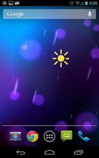 Nexus Flashlight Widget - screenshot thumbnail