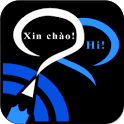 Sổ tay đàm thoại Anh-Việt icon