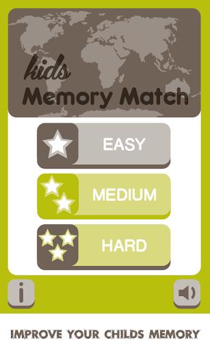 Flag Match : Memory Game