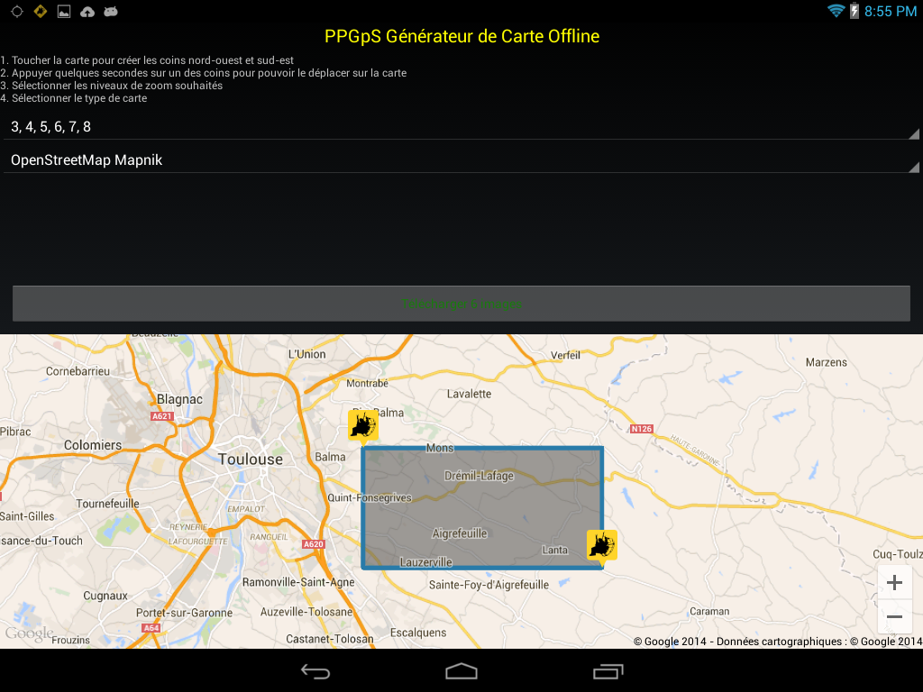PPGpS- screenshot