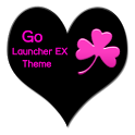 PinkMatte Go Launcher Theme icon