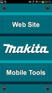 Makita Mobile Tools- screenshot thumbnail
