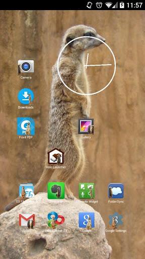 Meerkats Icon Theme
