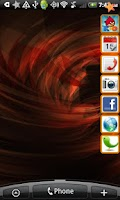 Screenshot of Click-Click Shortcut