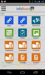 SharePoint infoBoard Basic - screenshot thumbnail