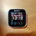 7-seg for Sony SmartWatch icon