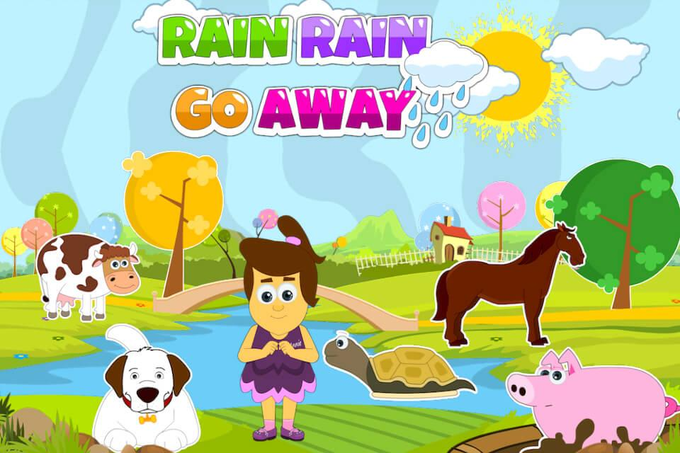 Lyric rain rain go away lyrics : Rain Rain Go Away FREE - Android Apps on Google Play