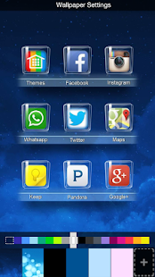 Nine Launcher Pro - screenshot thumbnail