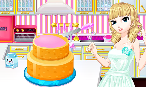 【免費家庭片App】Princess Wedding Cake Maker-APP點子