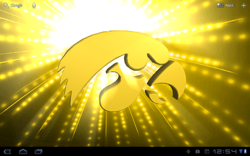 Iowa Hawkeyes LWPs & Tone- screenshot thumbnail