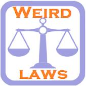 Weird Laws App