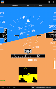 InFlight - screenshot thumbnail