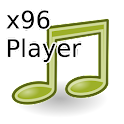 x96 Player logo
