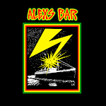 Logo for Alex's Bar