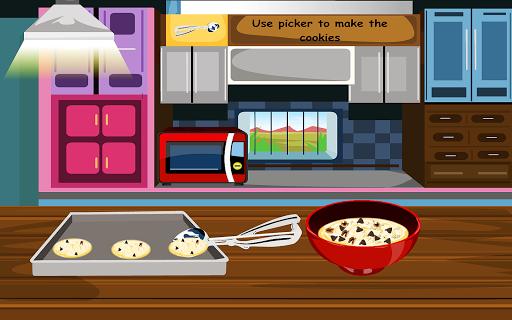 玩休閒App|チョコレートクルミのクッキーを作る免費|APP試玩