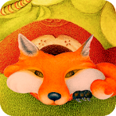 Fox Cartoon Art Live Wallpaper