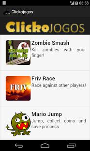 Jogos online clickojogos - screenshot thumbnail