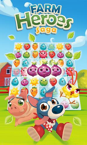 Farm Heroes Saga - screenshot