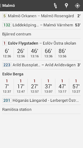 Transit Malmö