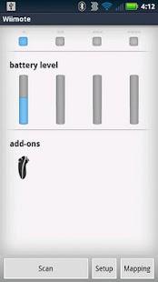 Wii Controller IME - screenshot thumbnail