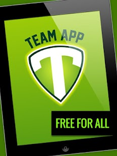 Team App- screenshot thumbnail