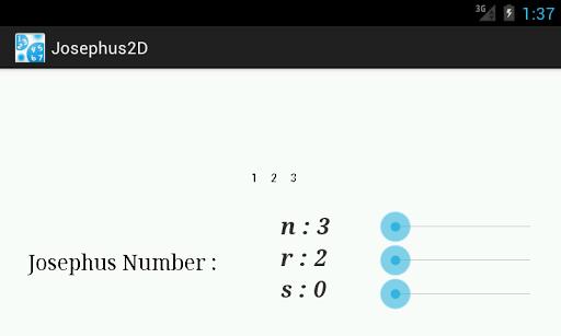 Josephus Problem 2Directions