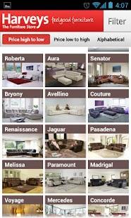 Harveys Furniture viewer - screenshot thumbnail