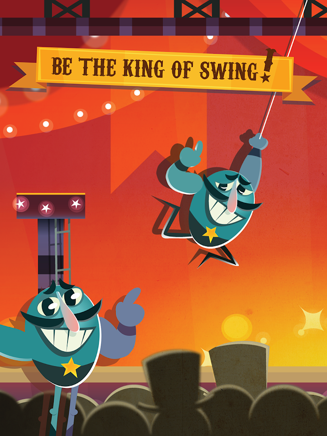 Swinging Stupendo- screenshot
