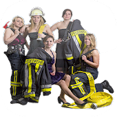 Like a lady, be a firefighter