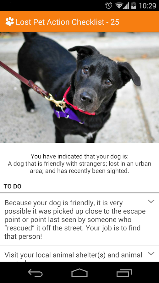 ASPCA - screenshot