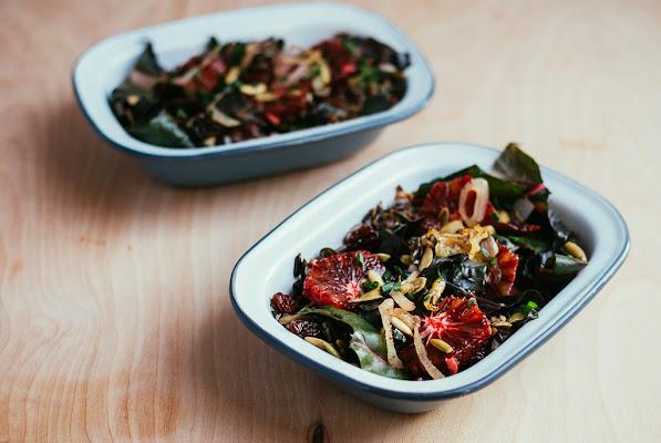 A hefty, hearty salad to make January better.
