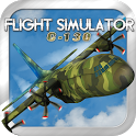 Flight Simulator C130 Training icon