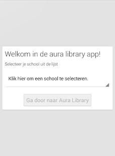 Aura Library - náhled