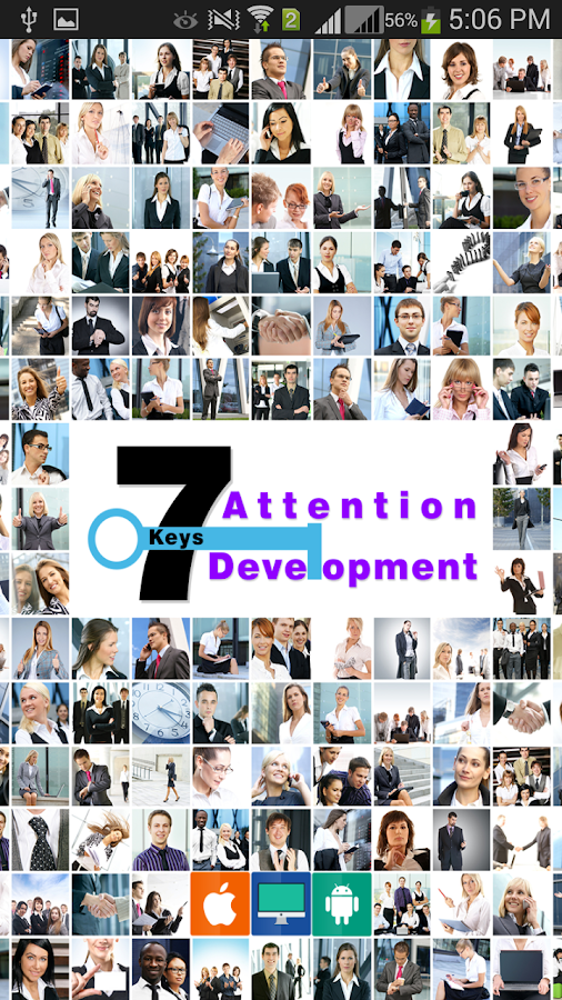 7 Keys - Attention Development- screenshot