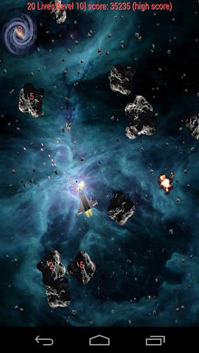 Asteroid War Free