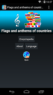 Flags and anthems of countries- screenshot thumbnail