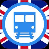 UK Tube London & Glasgow