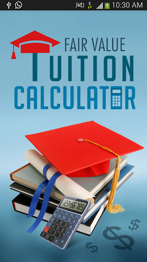 Fair Value Tuition Calculator