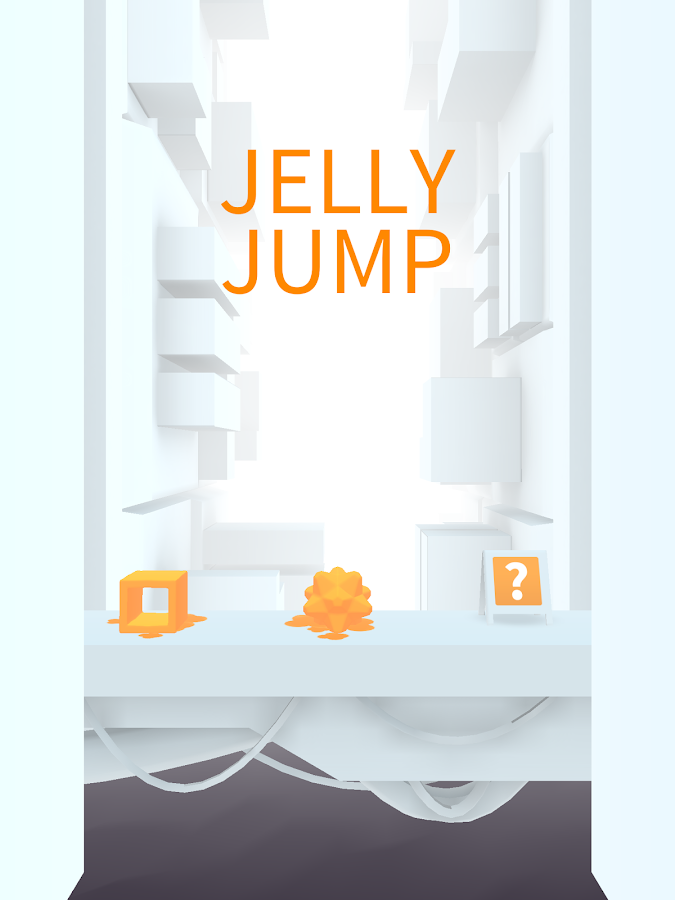 Screenshots of Jelly Jump for iPhone