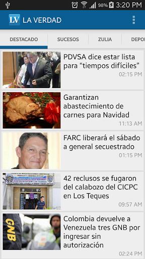 Diario La Verdad