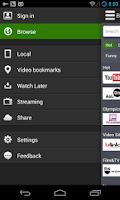 Screenshot of Wondershare Player MIPS Codec