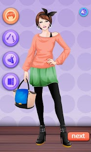 Dress up-Cover Girl- screenshot thumbnail
