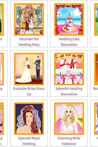 花嫁のゲームが一番楽しい