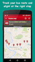 Screenshot of Probus Rome: Live Bus & Routes