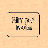 SimpleNote Beta