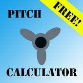 Free Prop Pitch Calculator