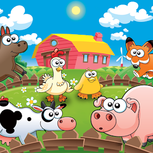 farm animals for kids hd lite - Animals Pictures For Kids Free Download