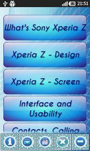 Sony Xperia Tips Tricks PRO