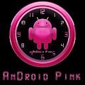 Download PINK Clock Widget for AnDROID APK
