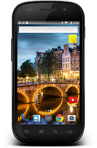 Amsterdam HDR Wallpaper